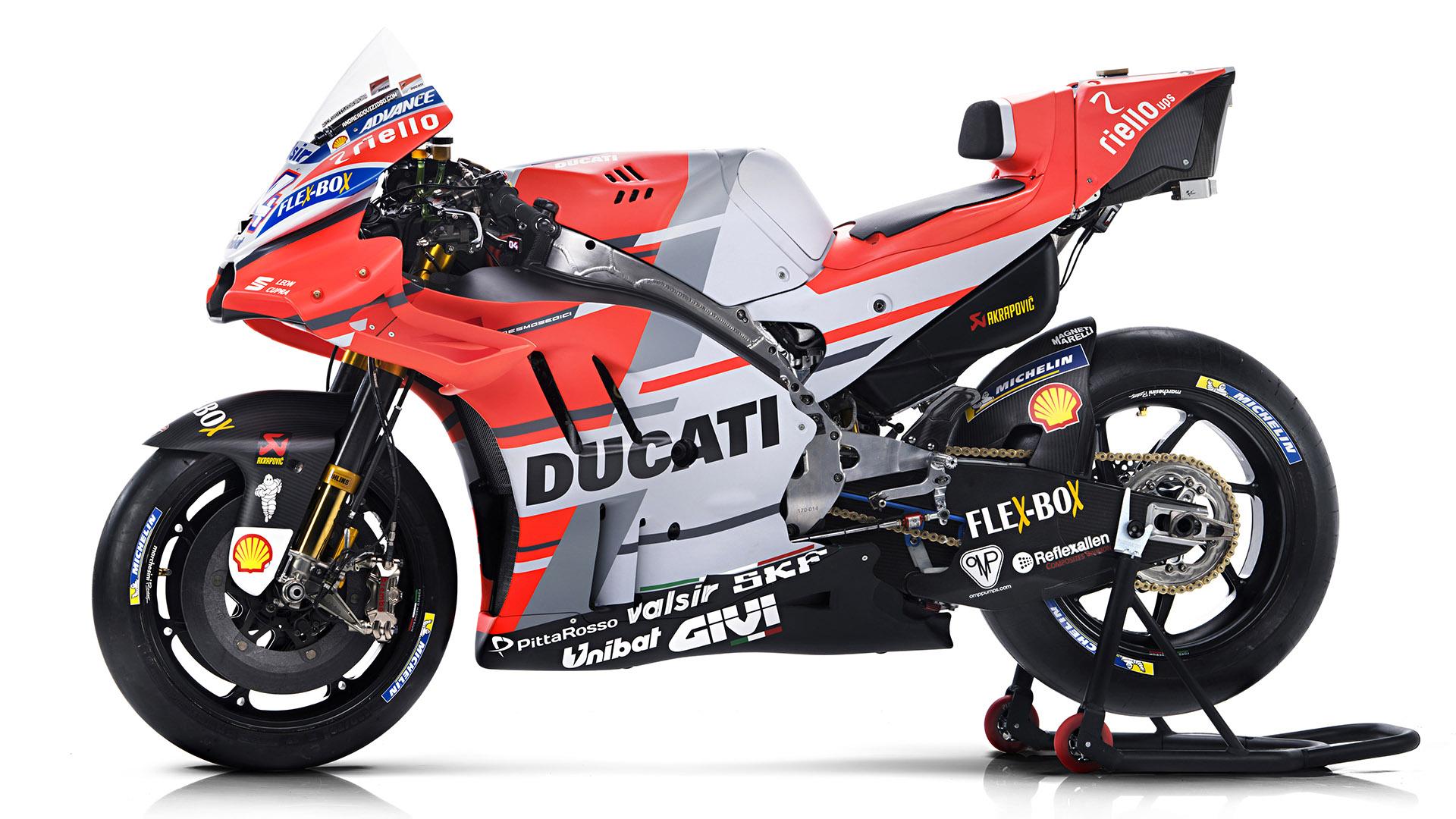 Ducati Team MotoGP 2018 | Ducati Desmosedici GP