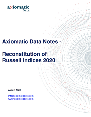 axiomatic russell reconstitution 2020