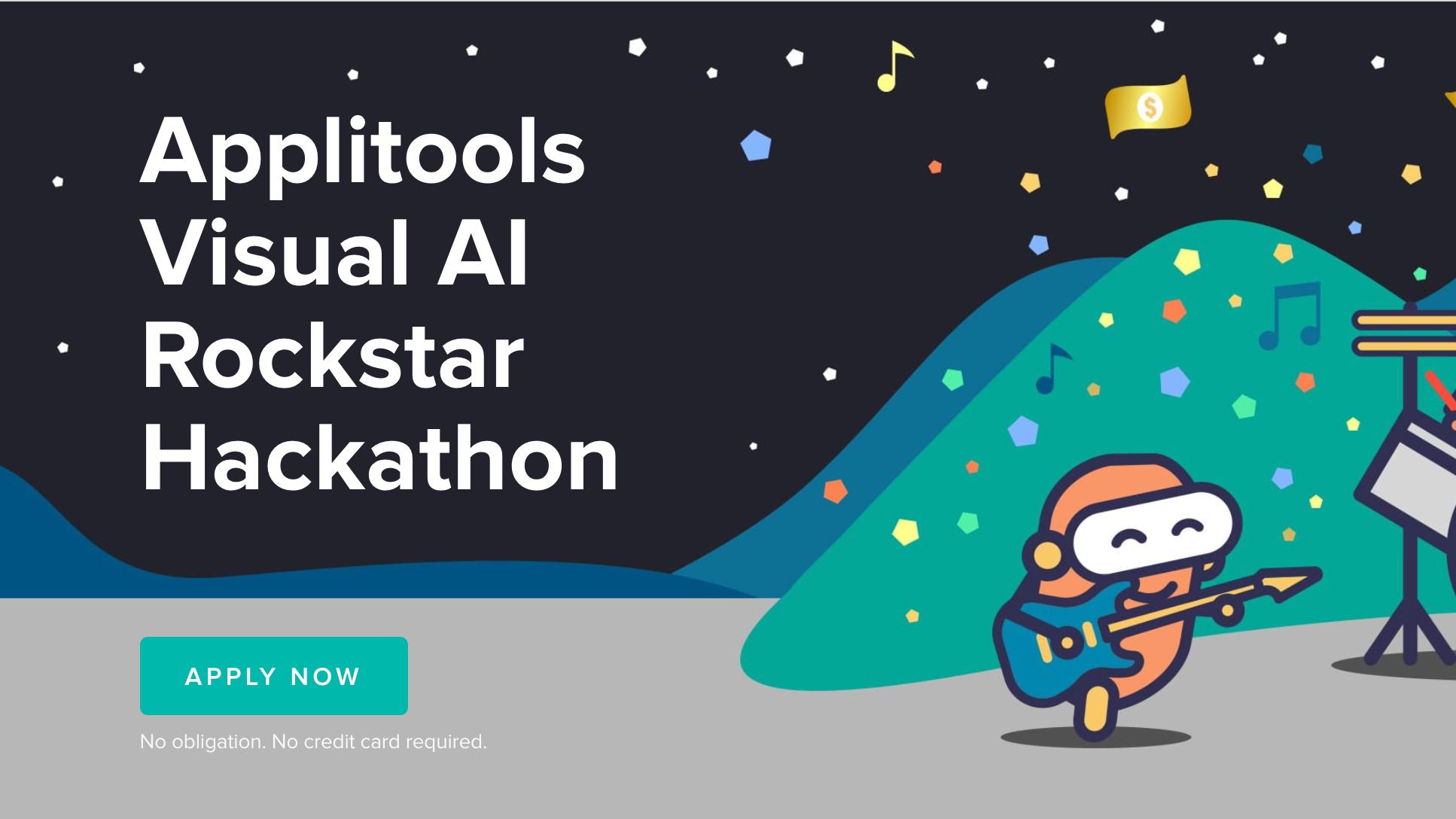Applitools Hackathon Test Automation
