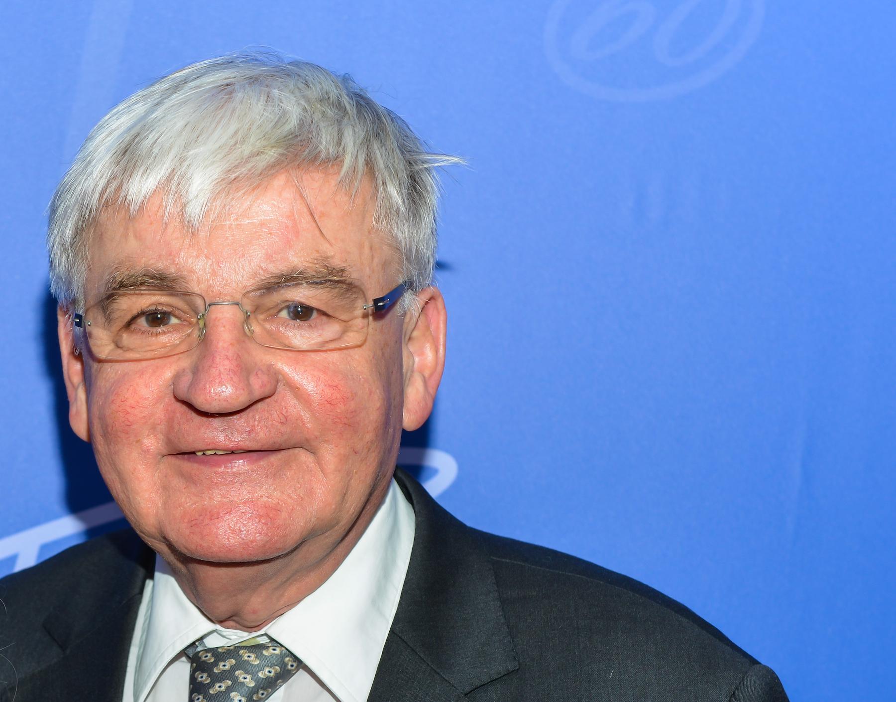 IOC Präsident Thomas Bach Empfang 20140110-11