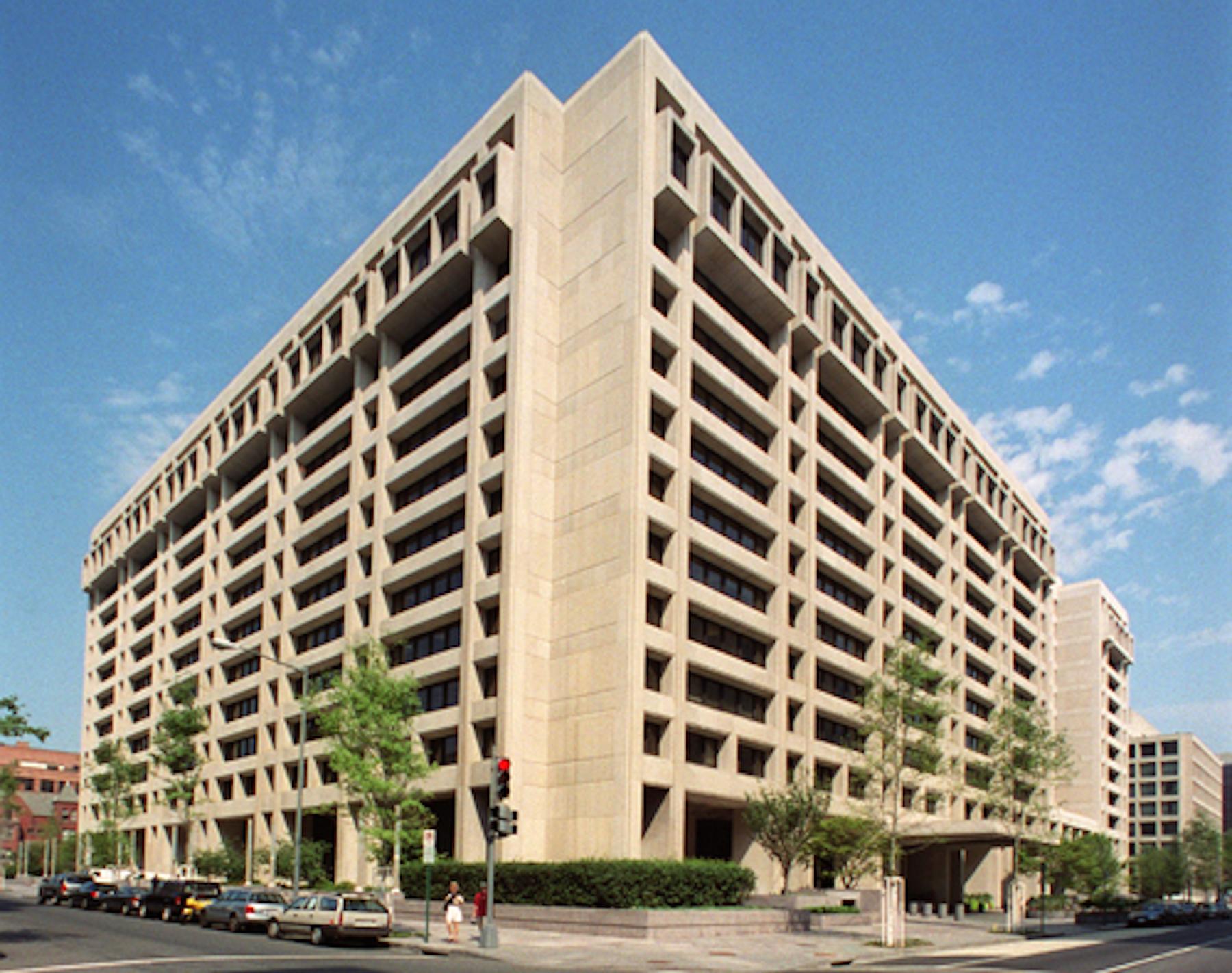 Headquarters of the International Monetary Fund (Washington, DC)