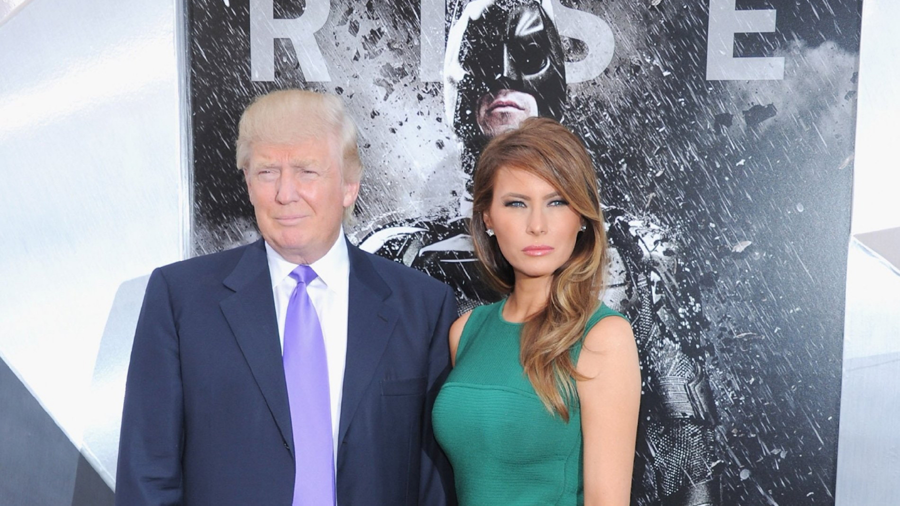 Donald & Malania Trump