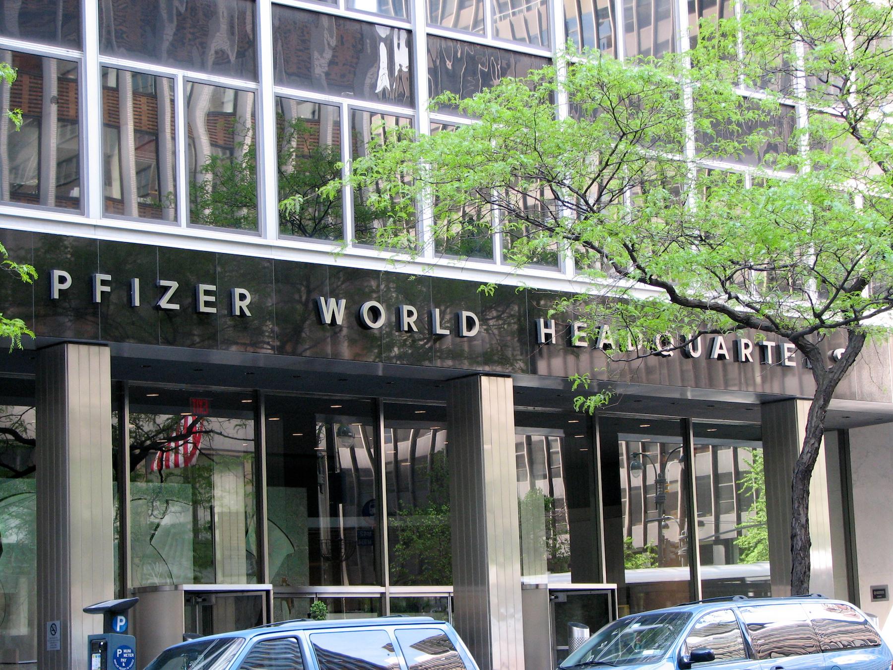 New York City Pfizer World Headquarters 02