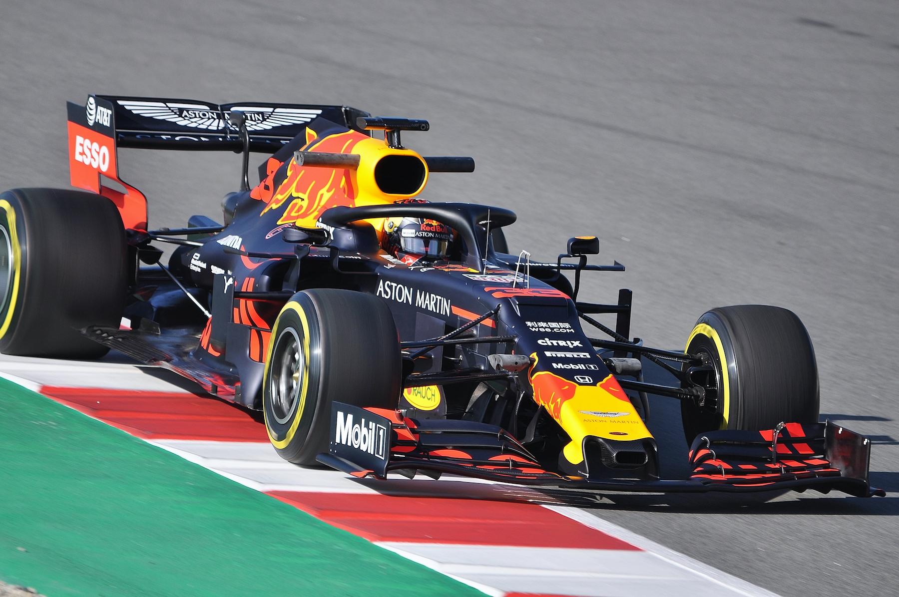 Max Verstappen-Red Bull