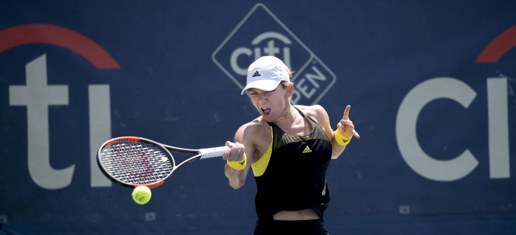 2017 Citi Open Tennis Simona Halep (35540503664)