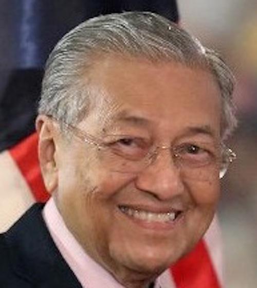 Mahathir 2019 (cropped)