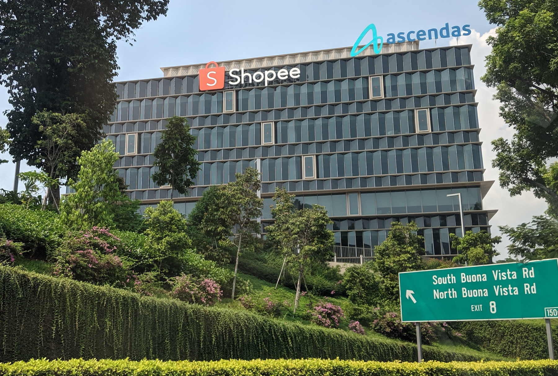 Shopee Headquarters
