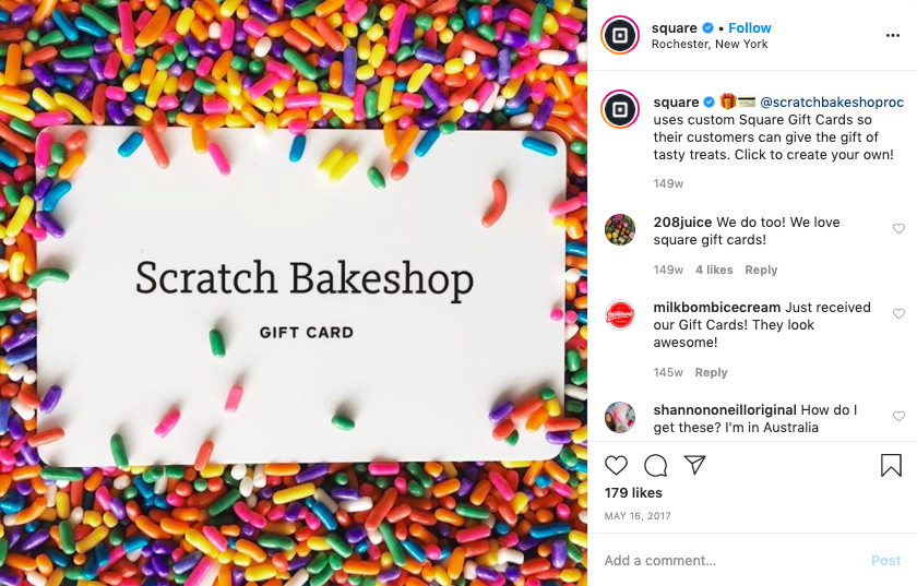 Scratch Bakeshop
