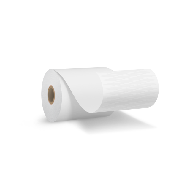 Liner-Free Label Printer Paper (6 rolls)
