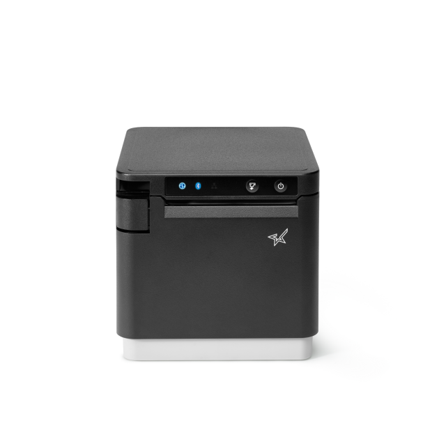 Bluetooth/Ethernet/USB Receipt Printer