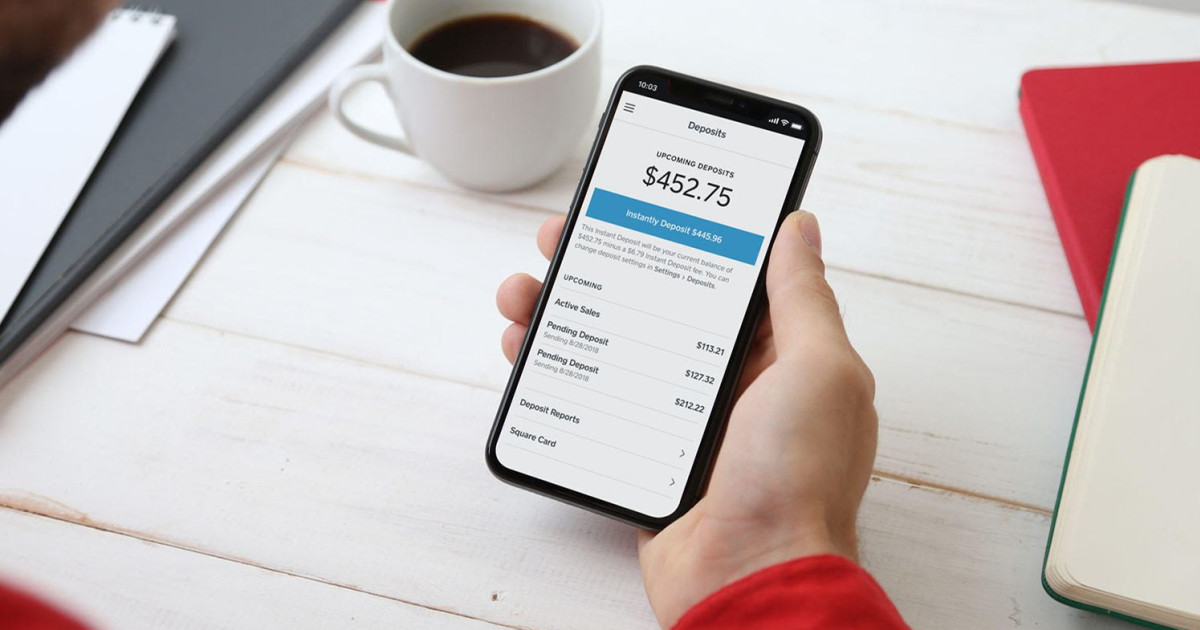 Get Your Money in Seconds — 24/7 — with Instant Deposit
