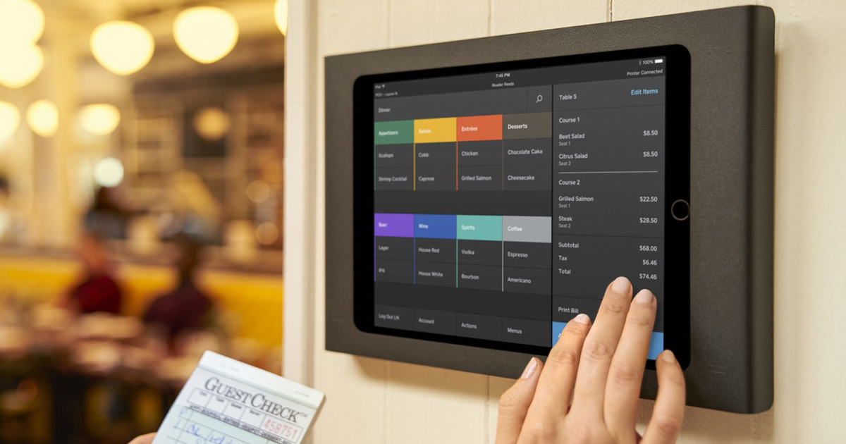 Introducing Square for Restaurants