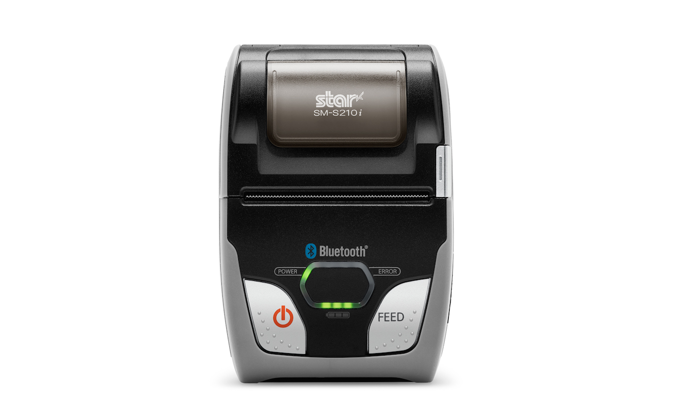 Star Micronics Bluetooth Mobile Printer