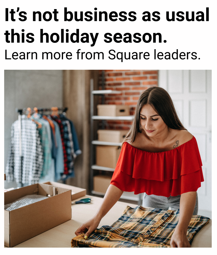 Square Holiday eBook