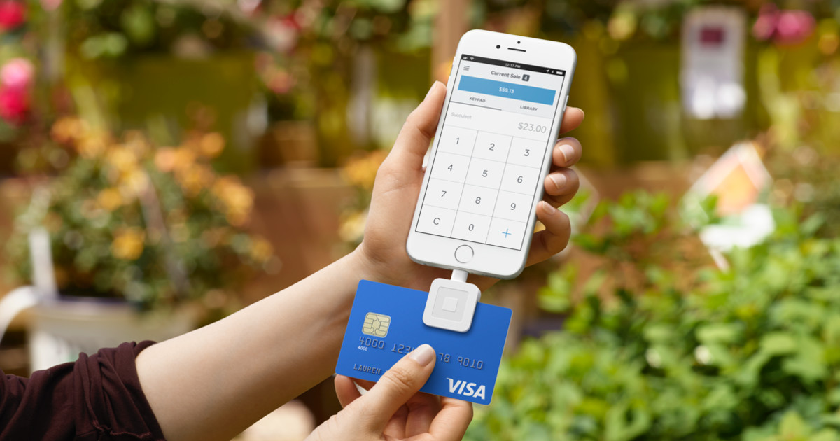 Free Credit Card Reader | Square Reader