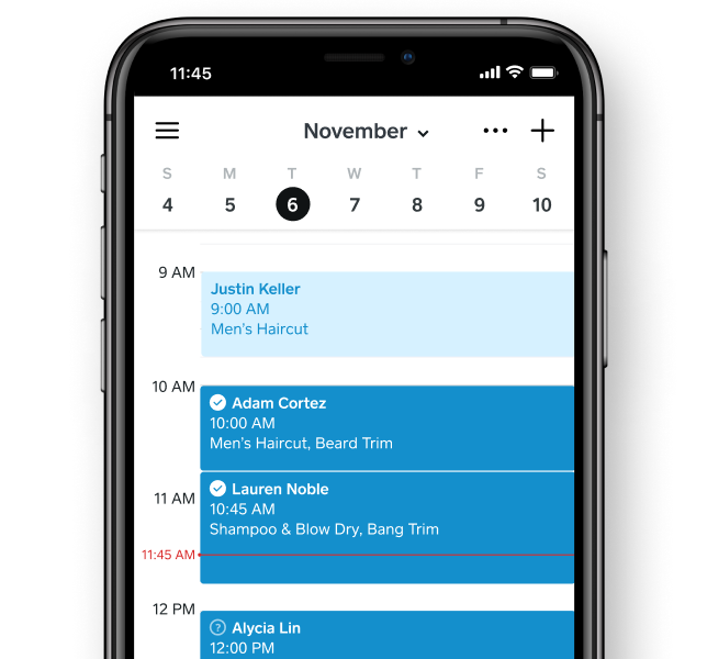 PD01922 simplify scheduling-mobile