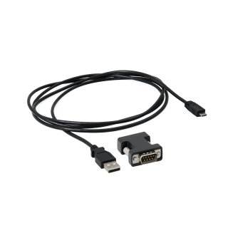 USB Cable and Scale Adapter