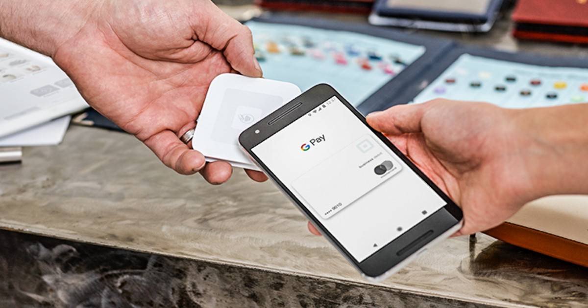 How to Use Your Square Card on Apple and Google Pay