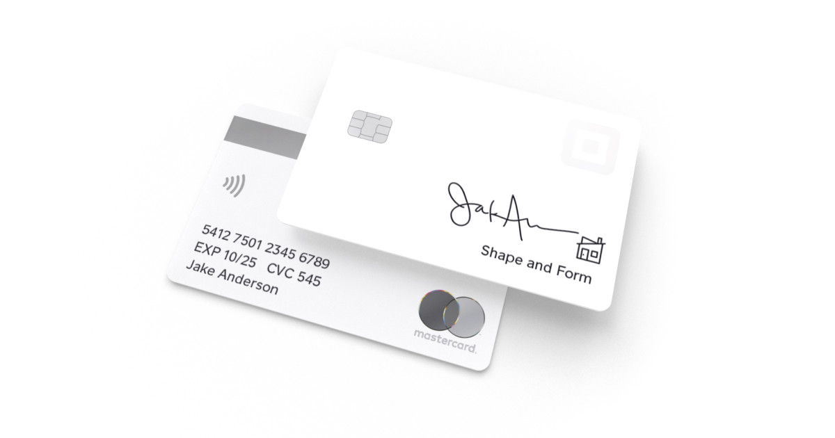 Square Card: Business Debit Card for Real-Time Access to Balance