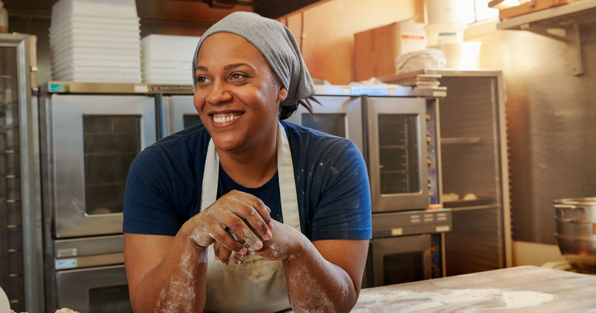How This Self-Taught Baker Started and Grew Her Dream Business