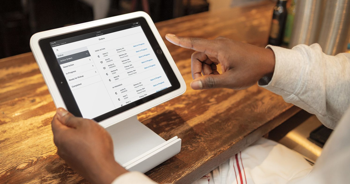 Square for Restaurants Now Integrates Directly with Your