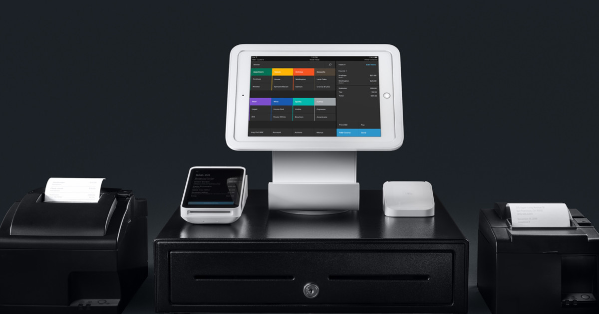 Restaurant POS System - POS Software for Restaurants | Square