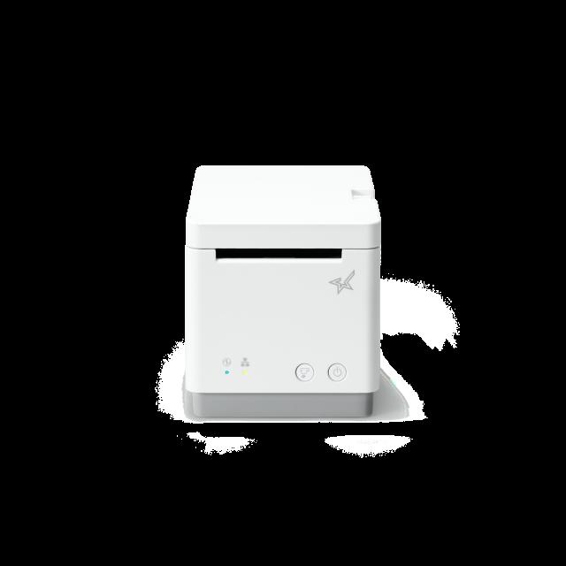 mC-Print2 LAN/USB/Bluetoothインターフェイス搭載 レシートプリンター