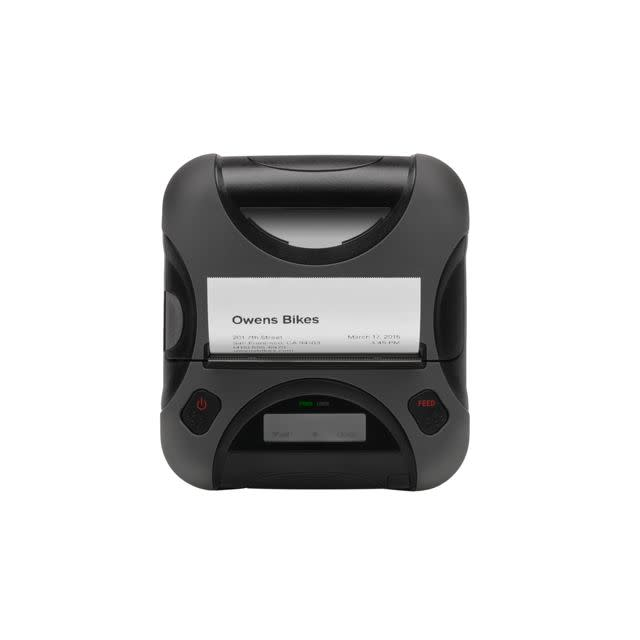 Mobile Bluetooth Receipt Printer