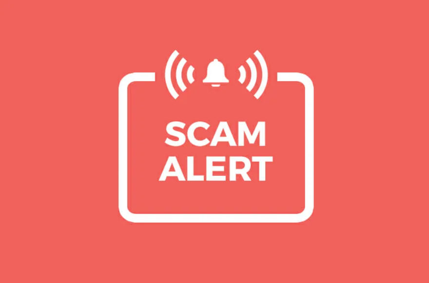 scam alert notification