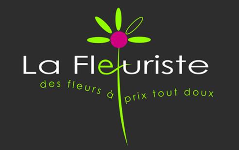 Logo La Fleuriste