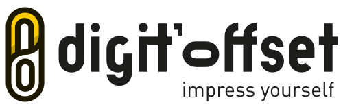 Logo Digit'offset