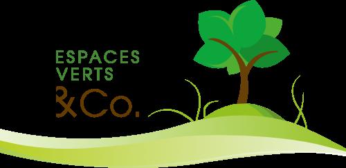 Logo Espaces verts & Co.