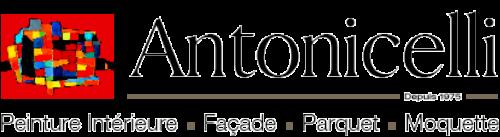 Logo Antonicelli Peinture