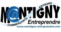 Logo Montigny Entreprendre