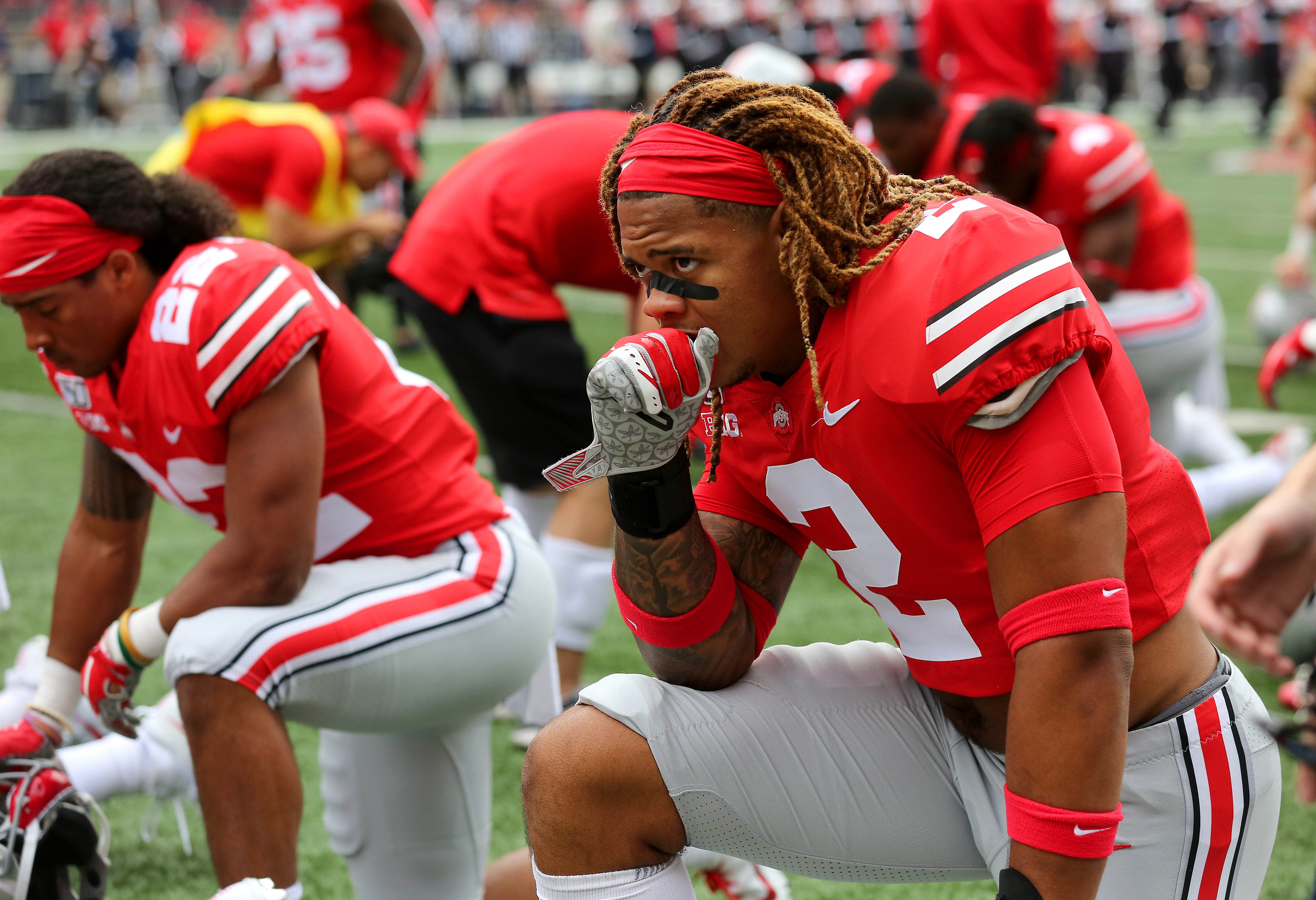 Battle Of The Buckeyes Chase Young Vs The Bosa S The Draft Network