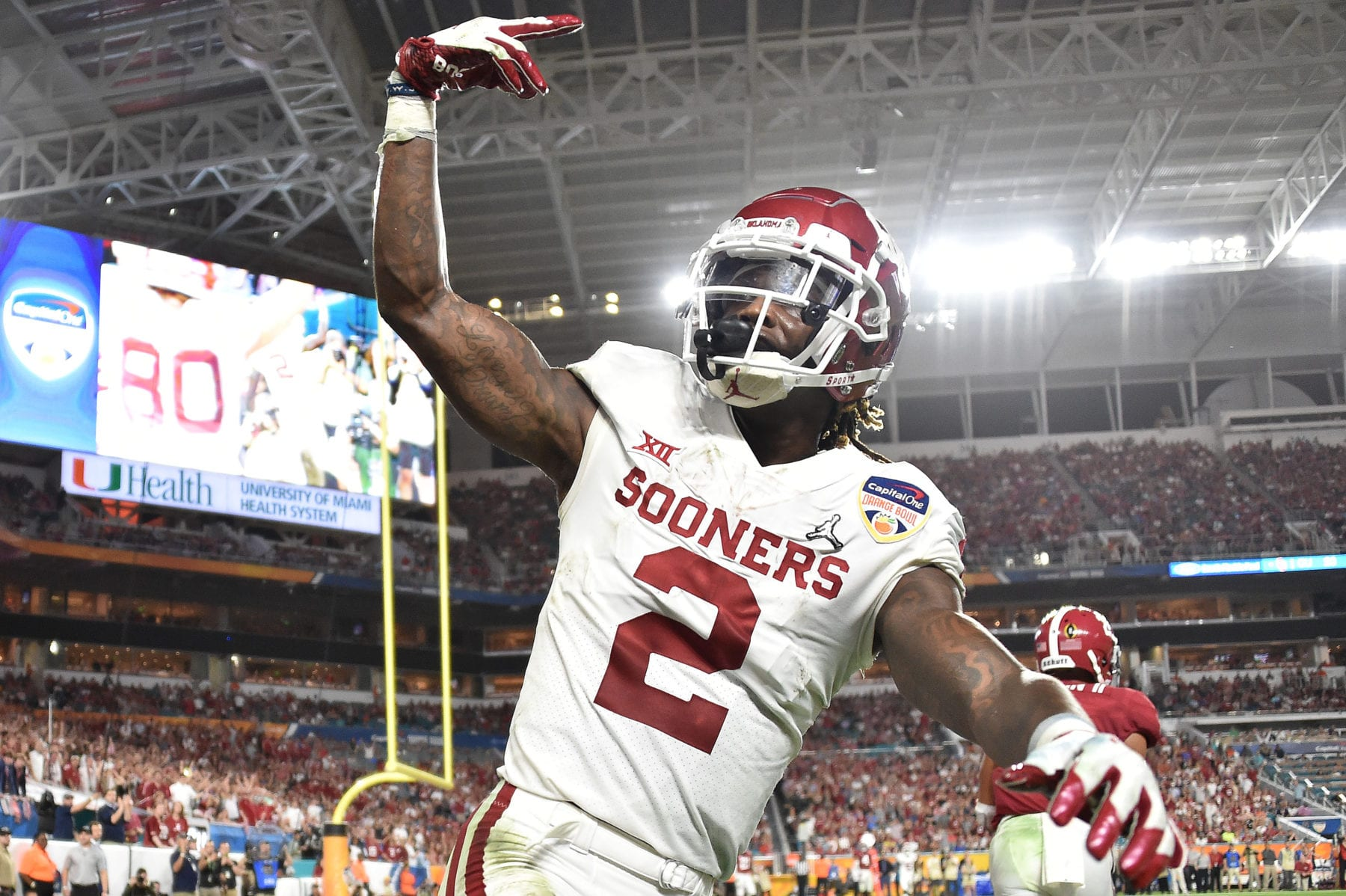 Best Wide Receivers 2020.The 2020 Wr Class Could Truly Be Historic The Draft Network