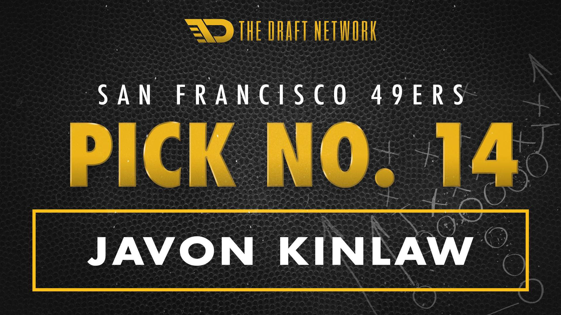 Instant Analysis: 49ers select Javon Kinlaw   The Draft ...