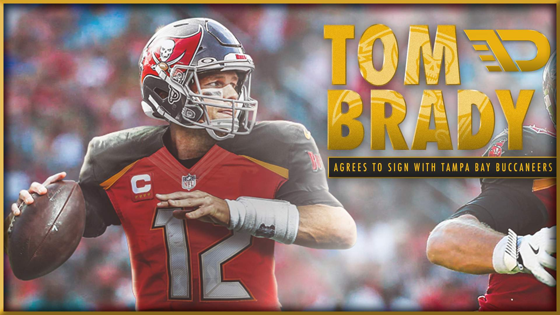 a pirate s life for tom brady sets sail for warmer waters the draft network tom brady sets sail for warmer waters
