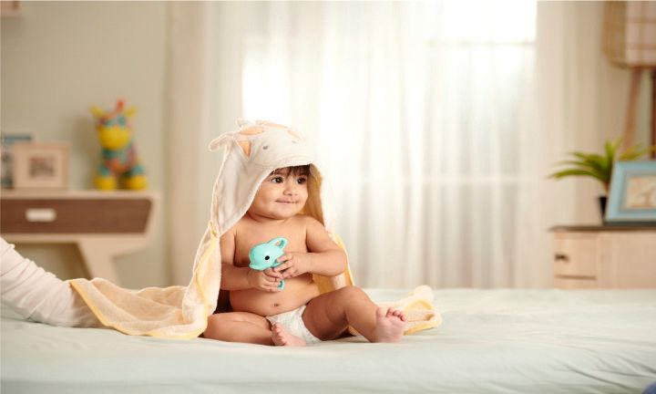 أفكار لالتقاط الصور للأطفال