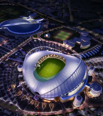 Khalifa International Stadium - highlight