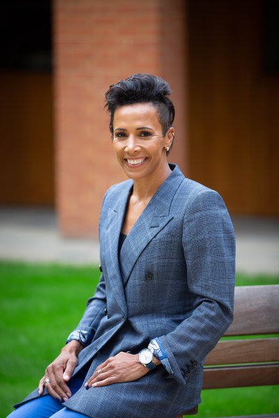 Caption 5 - Dame Kelly Holmes