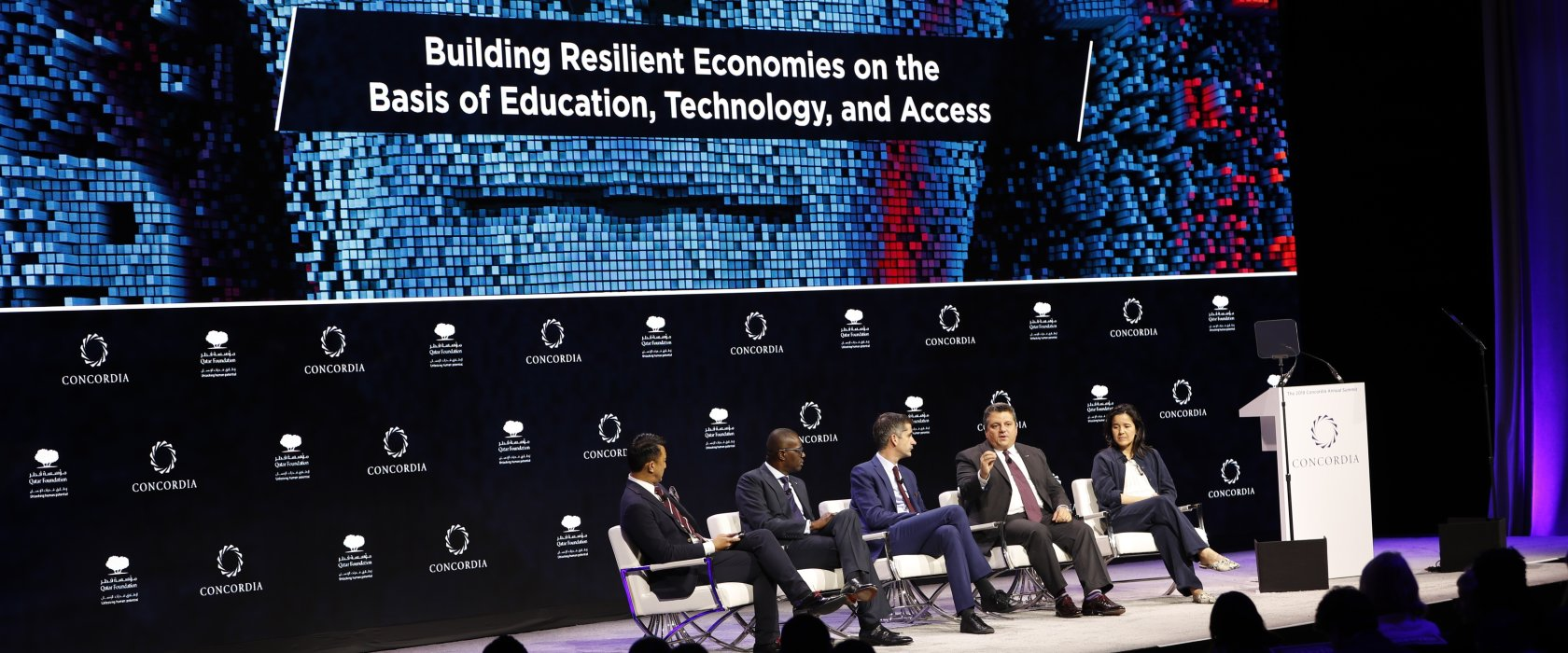 Human innovation as important to education as tech, says QF think-tank leader