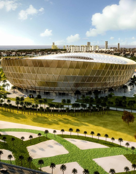 Lusail Stadium - highlight
