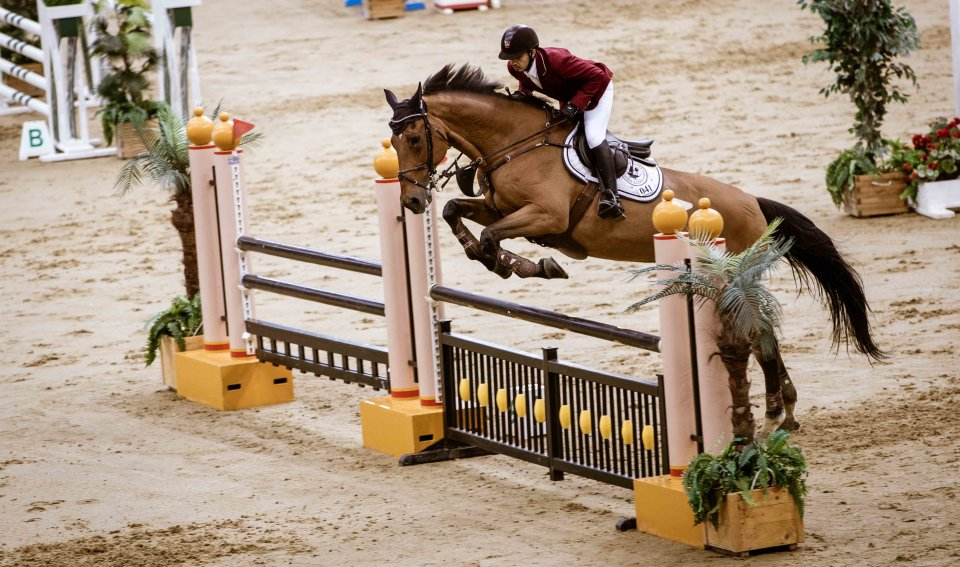 Eighth Edition of Commercial Bank CHI Al SHAQAB Presented by Longines