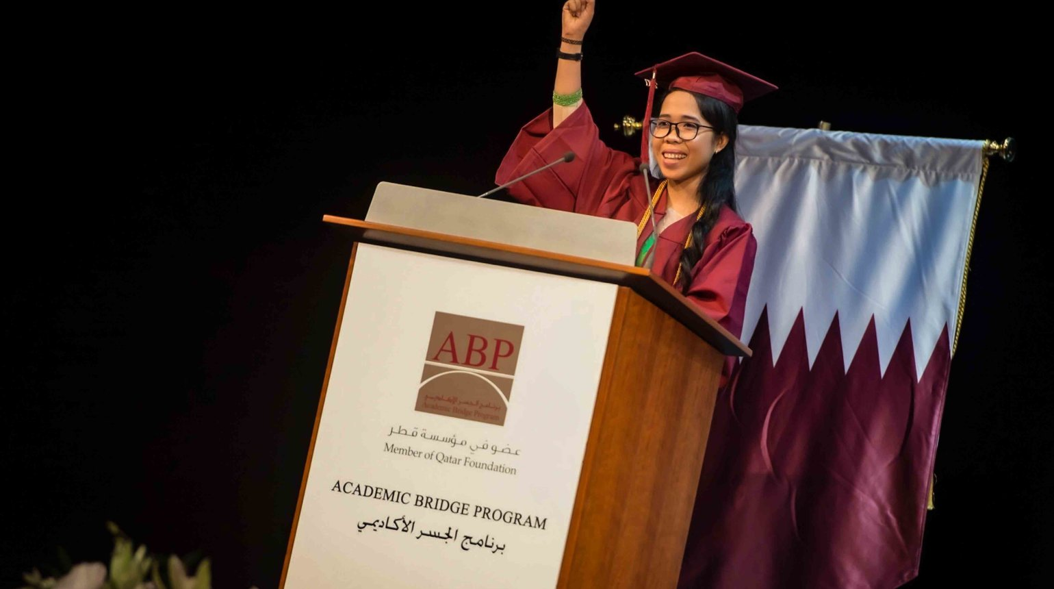 From Cambodia to Qatar: A student's journey to realizing her