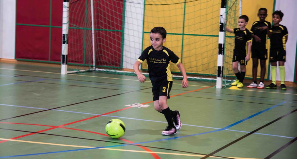 Football Classes in Education City