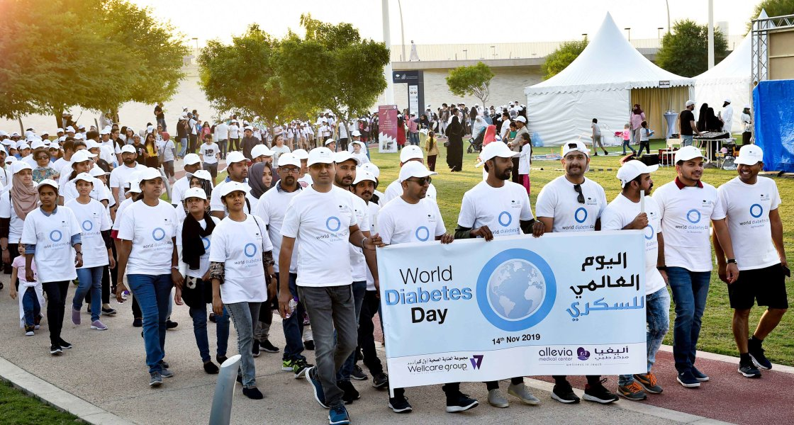 Diabetes Walkathon - 5