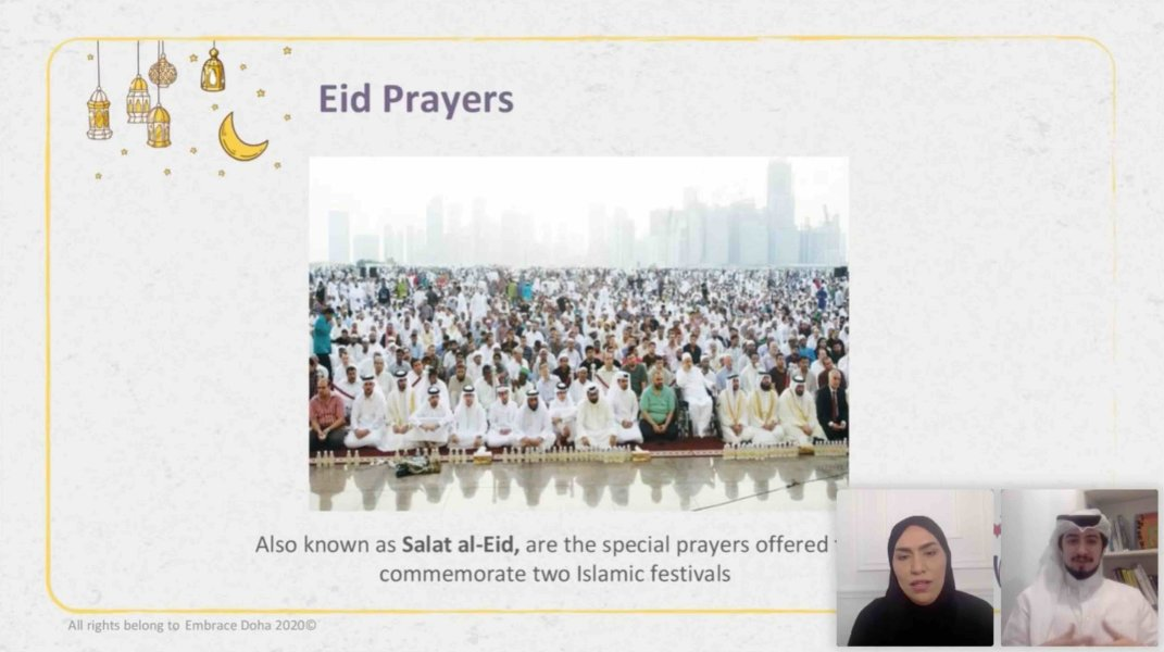 Online Ramadan and Eid Al-Fitr Events - 02