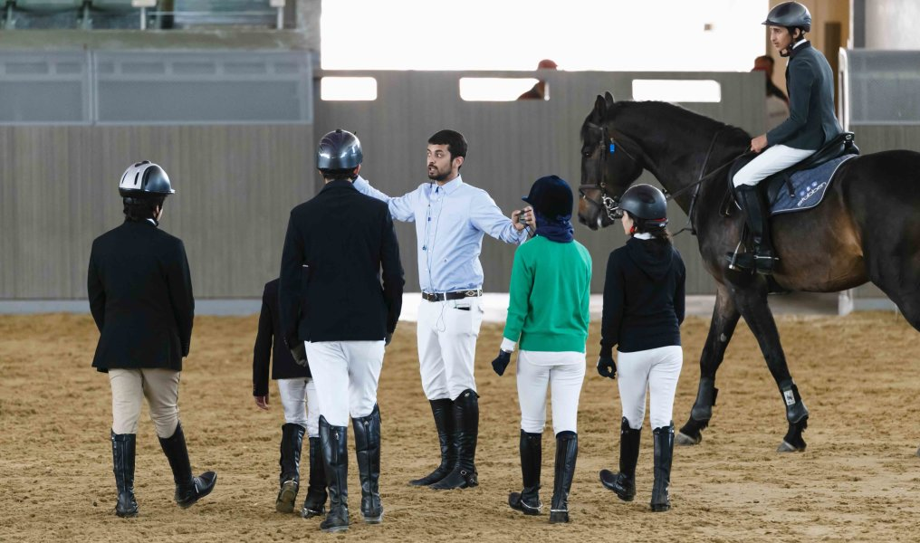 Al Shaqab Equine Education - 04