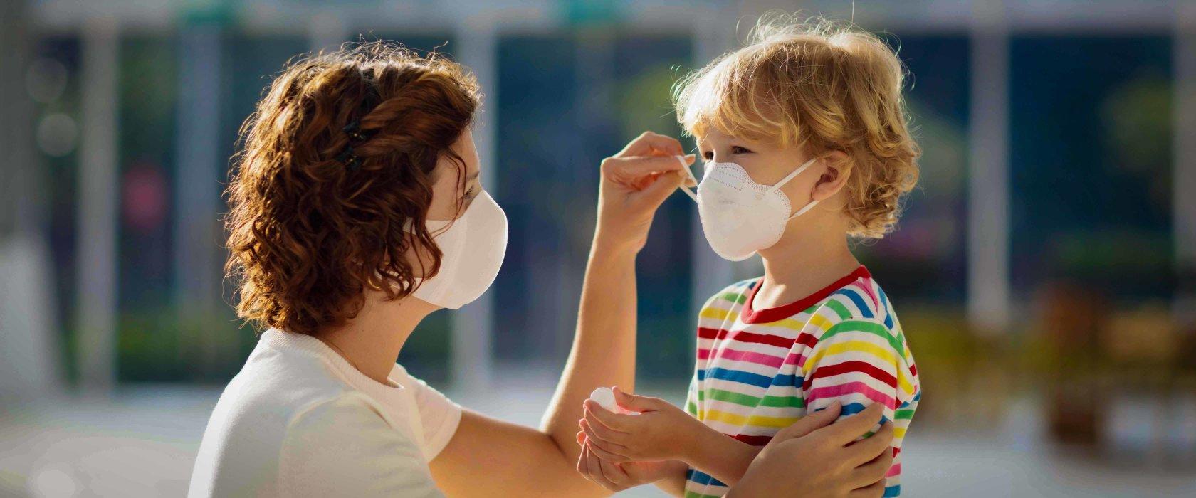 كيف تتحدث مع طفلك حول فيروس كورونا (كوفيد- 19) ؟ | مؤسسة قطر